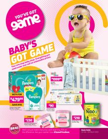 Game : Baby's Got Game (24 February - 9 March 2021)