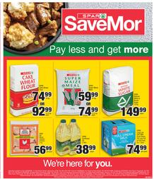 SPAR SAVEMOR EASTERN CAPE : Pay Less And Get More (23 June - 5 July 2020)