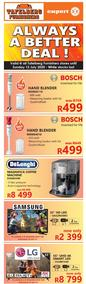 Tafelberg Furnishers Western Cape : Always A Better Deal (01 July - 12 July 2020)