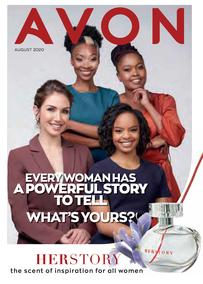 Avon : Every Women Has A Powerful Story To Tell (01 August - 31 August 2020)