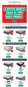 House & Home : Shop Trusted Bed Brands For Less (Request Valid Dates From Retailer)