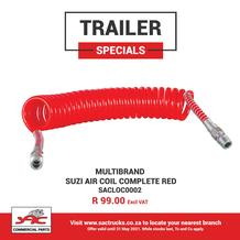 SAC Commercial Parts : Trailer Specials (03 May - 09 May 2021)
