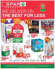 SPAR EASTERN CAPE : We Deliver On The Best For Less (23 June - 5 July 2020)
