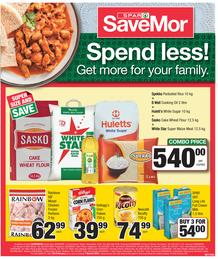 SPAR SAVEMOR EASTERN CAPE : Spend Less (23 February - 7 March 2021)