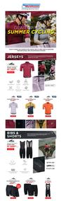 Sportsmans Warehouse : Gear Up Your Summer Cycling (Request Valid Dates From Retailer)