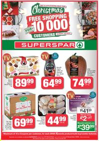 SUPERSPAR TOWN EASTERN CAPE : Superspar (24 November - 20 December 2020)