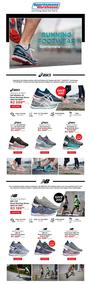 Sportsmans Warehouse : Get Your Running Footwear Today! (Request Valid Dates From Retailer)