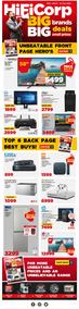 HiFi Corp : Big Brands Big Deals! (06 August - 16 August 2020)