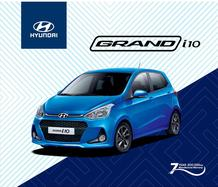 Hyundai : Grand i10 (Request Valid Dates From Retailer)