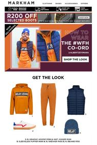 Markham : How to Wear The #WFH Co-ord (Request Valid Dates From Retailer)