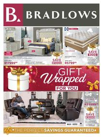 Bradlows : Gift Wrapped For You  (01 December - 24 December 2020)