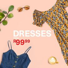 Mr Price : Dresses (Confirm Pricing Valid Dates In-Store)