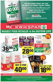 KWIKSPAR EASTERN CAPE : My Kwikspar (23 June - 5 July 2020)