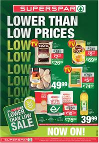 SUPERSPAR COUNTRY EASTERN CAPE : Lower Than Low Prices (23 February - 7 March 2021)
