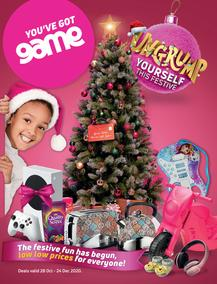 Game : Ungrump Yourself This Festive (28 October - 24 December)