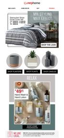 Mr Price Home : Ultimate Bedroom Goals (Request Valid Dates From Retailer)
