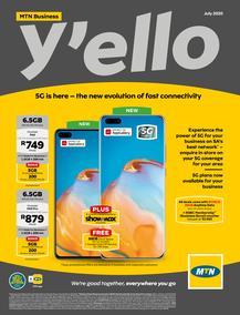 MTN: Business (01 July - 31 July 2020)