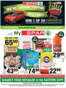 SPAR TOWN EASTERN CAPE : My Spar (26 May - 7 June 2020)
