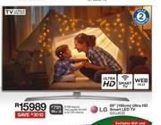 "LG 65"" Ultra HD Smart LED TV"