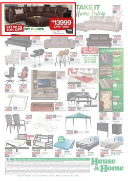 House & Home : Lowest Prices (10 Apr - 22 Apr 2018), page 4
