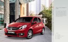 Honda : Brio (14 Jun - 31 Dec 2018)