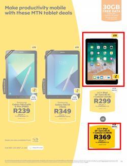 Special Apple iPad 6th Gen WiFi + Cellular 128GB-On My