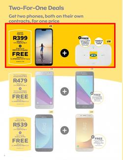 Special Huawei P20 Lite LTE-On MTN Made For Me M + MTN Sharelink