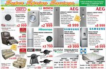 Tafelberg Furnishers Western Cape (06 Sep - While Stock Last)
