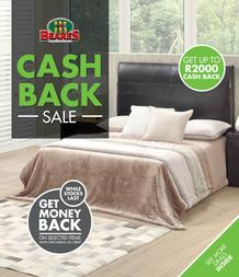 Beares : Cash Back (17 Sep - 14 Oct 2018)