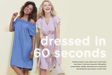 Milady's : Dressed In 60 Seconds (02 Nov - While Stock Last)