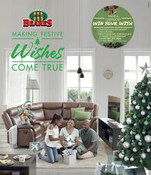 Beares : Wishes Come True (12 Nov - 09 Dec 2018)