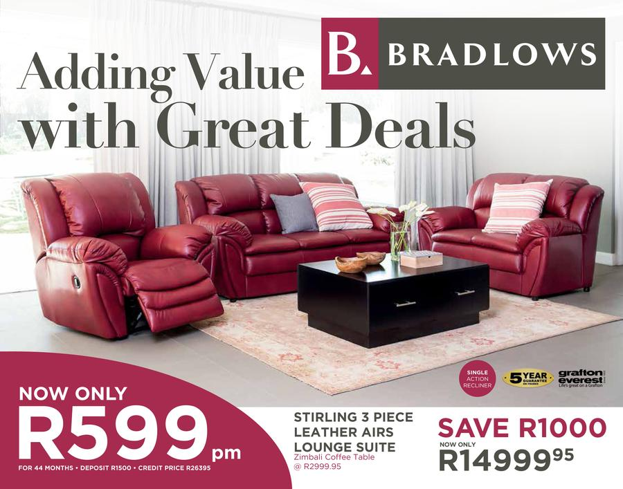 Bradlows Adding Value With Great Deals 19 Jan 12 Feb