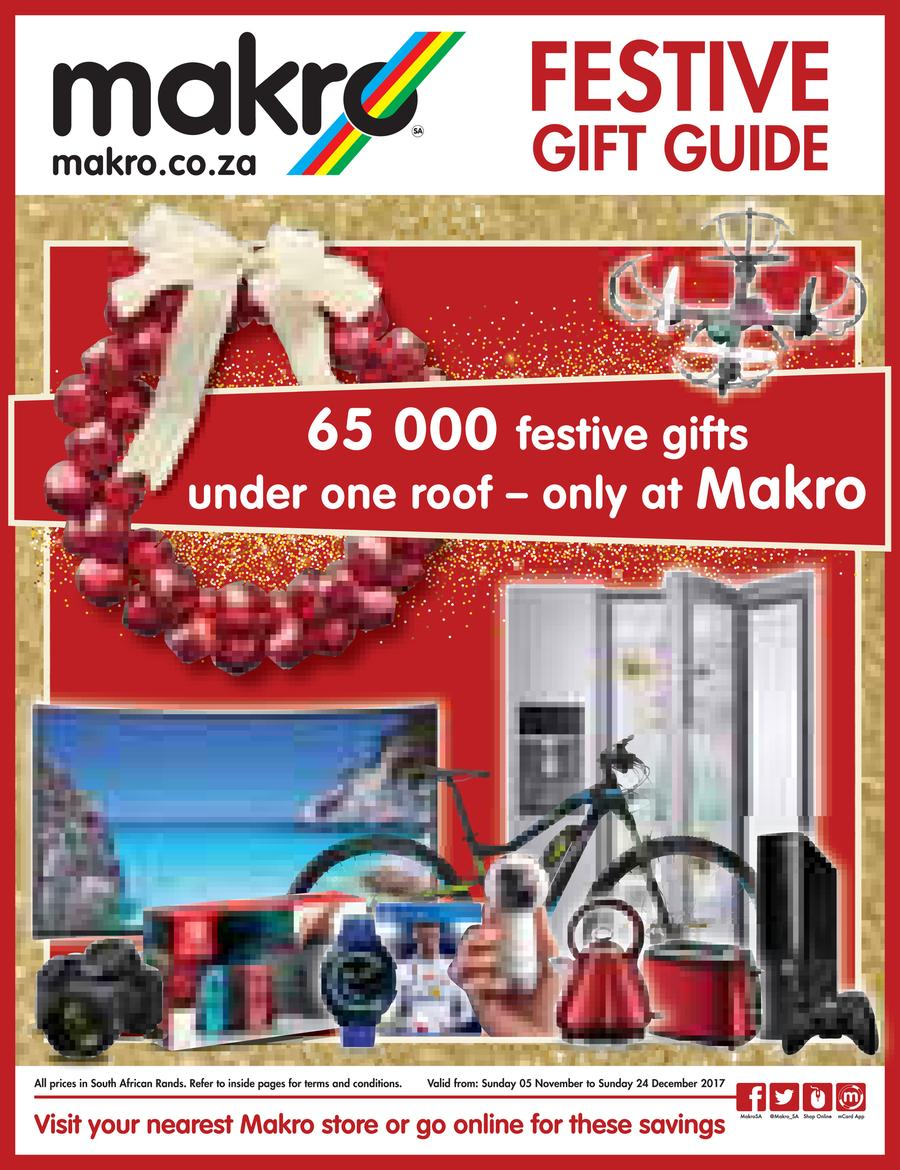 Makro Christmas 05 Nov 24 Dec 2017 Page 1