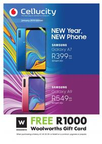 Cellucity (07 Jan - 06 Feb 2019)
