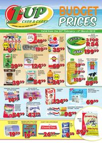 1 Up Cash And Carry (20 Feb - 04 Mar 2019)