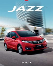 Honda : Jazz (01 Apr - 31 Dec 2019)