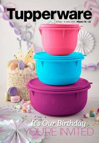 Tupperware (08 May - 04 Jun 2019)