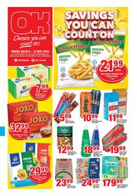 OK Foods : Savings (08 May - 12 May 2019)