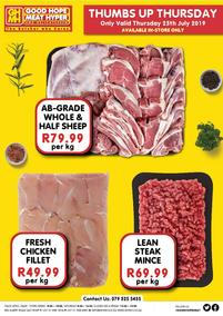 Good Hope Meat Hyper (25 Jul 2019 - While Stocks Last)