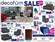 Decofurn Western Cape  : Sale (19 Aug - 02 Sep 2019)
