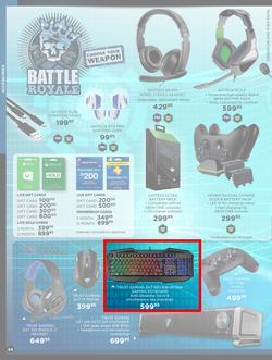 d86acdfd0ba Special Trust Gaming GXT 830-RW Avonn Gaming Keyboard — www.guzzle.co.za