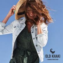 Old Khaki : New Women's Lookbook (02 Sep - 04 Oct 2019)