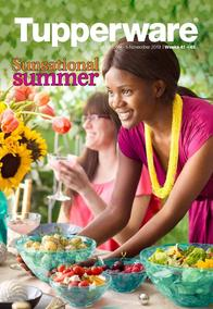 Tupperware : Sunsational Summer (04 Oct - 05 Nov 2019)