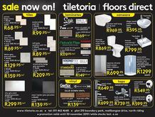 Tiletoria : Sale Now On (09 Oct - 30 Nov 2019)