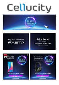 Cellucity : Black Friday (28 Nov - 02 Dec 2019)