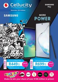 Cellucity : More Power (09 Dec - 06 Jan 2020)