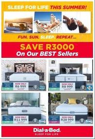 Dial-A-Bed : Save (10 Dec 2019 - While Stocks Last)