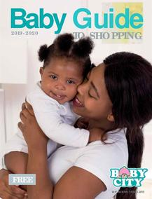 Baby City : Baby Guide (10 Dec 2019 - While Stocks Last)