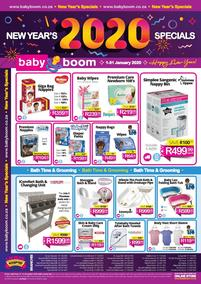 Baby Boom : New Year's 2020 Specials (01 Jan - 31 Jan 2020)
