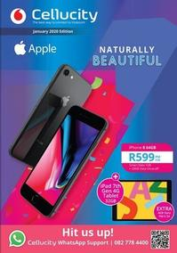 Cellucity : Naturally Beautiful (06 Jan - 06 Feb 2020)
